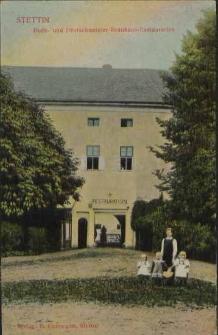 Stettin, Hoch- und Deutschmeister-Brauhaus-Restauration