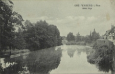 Greifenberg in Pommern, Obere Rega