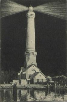 Swinemünde, Osternothafen , Leuchtturm