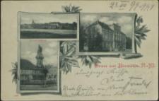 Gruss aus Bärwalde, N. M.