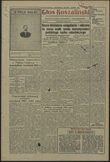 Głos Koszaliński. 1955, styczeń, nr 20