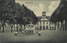 Altdamm in Pommern, Marktplatz