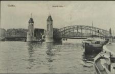 Stettin, Baumbrücke