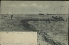 See- und Solbad Swinemünde, Hafeneinfahrt