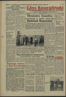 Głos Koszaliński. 1955, maj, nr 117