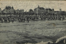 Seebad SWINEMÜNDE, Strandbad