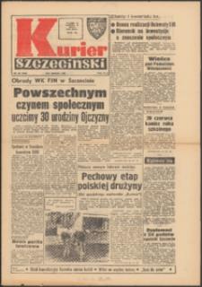 Kurier Szczeciński. 1974 nr 109 wyd. AB