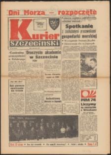 Kurier Szczeciński. 1974 nr 145 wyd. AB