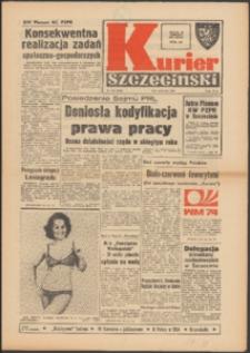 Kurier Szczeciński. 1974 nr 148 wyd. AB