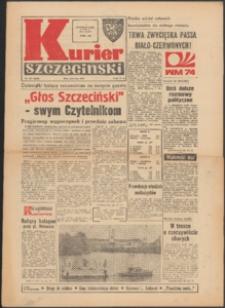 Kurier Szczeciński. 1974 nr 152 wyd. AB