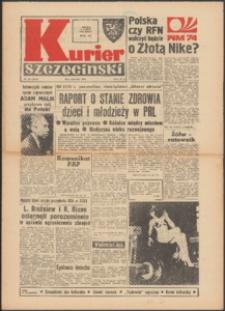 Kurier Szczeciński. 1974 nr 154 wyd. AB