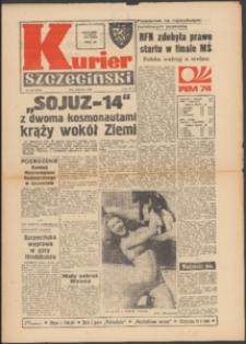 Kurier Szczeciński. 1974 nr 155 wyd. AB