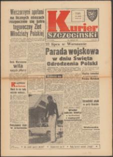Kurier Szczeciński. 1974 nr 159 wyd. AB