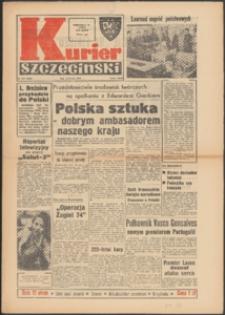 Kurier Szczeciński. 1974 nr 163 wyd. AB