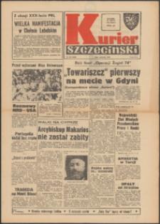 Kurier Szczeciński. 1974 nr 165 wyd. AB