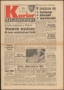 Kurier Szczeciński. 1974 nr 166 wyd. AB