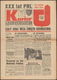 Kurier Szczeciński. 1974 nr 169 wyd. AB