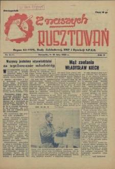 Z Naszych Rusztowań. R.2, 1955 nr 3