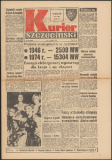 Kurier Szczeciński. 1974 nr 187 wyd. AB