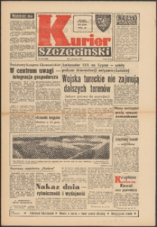 Kurier Szczeciński. 1974 nr 194 wyd. AB