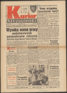 Kurier Szczeciński. 1974 nr 196 wyd. AB