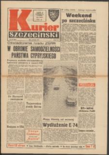 Kurier Szczeciński. 1974 nr 197 wyd. AB