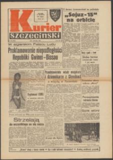 Kurier Szczeciński. 1974 nr 199 wyd. AB