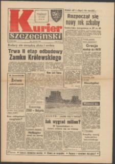 Kurier Szczeciński. 1974 nr 204 wyd. AB