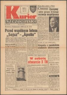 Kurier Szczeciński. 1974 nr 208 wyd. AB