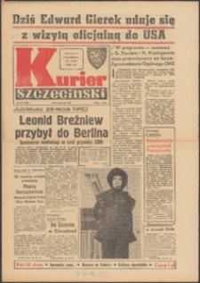 Kurier Szczeciński. 1974 nr 232 wyd. AB