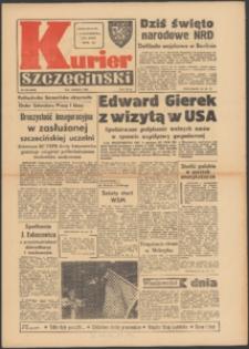 Kurier Szczeciński. 1974 nr 233 wyd. AB