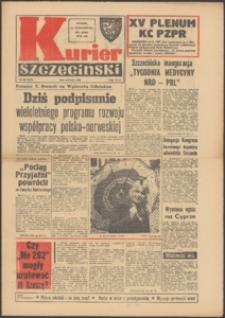 Kurier Szczeciński. 1974 nr 245 wyd. AB