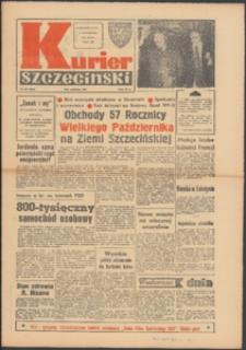 Kurier Szczeciński. 1974 nr 255 wyd. AB