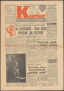 Kurier Szczeciński. 1974 nr 256 wyd. AB