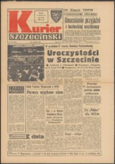 Kurier Szczeciński. 1974 nr 257 wyd. AB