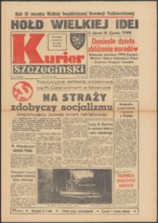 Kurier Szczeciński. 1974 nr 258 wyd. AB