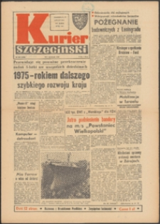 Kurier Szczeciński. 1974 nr 266 wyd. AB