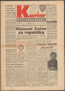 Kurier Szczeciński. 1974 nr 285 wyd. AB