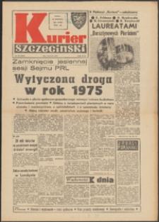 Kurier Szczeciński. 1974 nr 293 wyd. AB