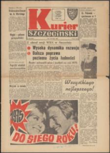 Kurier Szczeciński. 1974 nr 302 wyd. AB