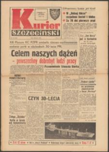 Kurier Szczeciński. 1974 nr 40 wyd. AB