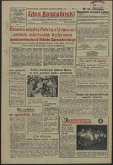 Głos Koszaliński. 1955, lipiec, nr 163