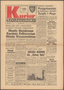 Kurier Szczeciński. 1974 nr 91 wyd. AB