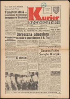 Kurier Szczeciński. 1973 nr 106 wyd. AB