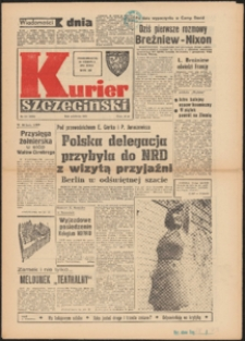 Kurier Szczeciński. 1973 nr 142 wyd. AB