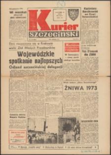 Kurier Szczeciński. 1973 nr 168 wyd. AB