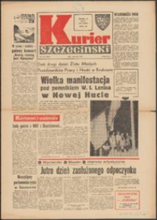 Kurier Szczeciński. 1973 nr 169 wyd. AB