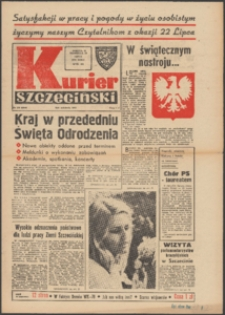 Kurier Szczeciński. 1973 nr 170 wyd. AB