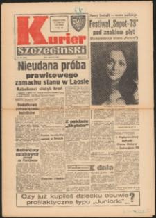 Kurier Szczeciński. 1973 nr 195 wyd. AB