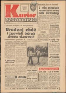 Kurier Szczeciński. 1973 nr 207 wyd. AB